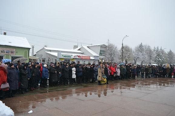 День Гідності і Свободи у Новоселиці