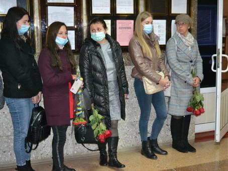 У Новоселицькому медколеджі відкрили дошку пам'яті випускника-героя