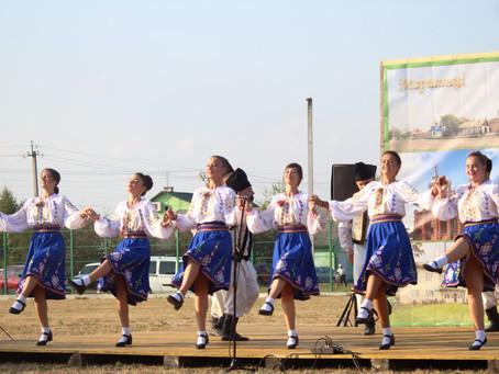 Маршинчани відзначили 400-річний ювілей села