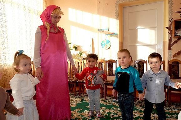 Миколай завітав у дитсадки Новоселиці
