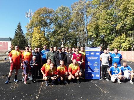 У Новоселиці відбувся турнір з гандболу