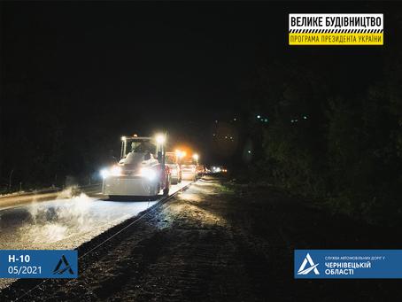 """У Припруті - підготовчі роботи, біля """"Сонячної долини """" - додаткова смуга: ремонт доріг триває"""