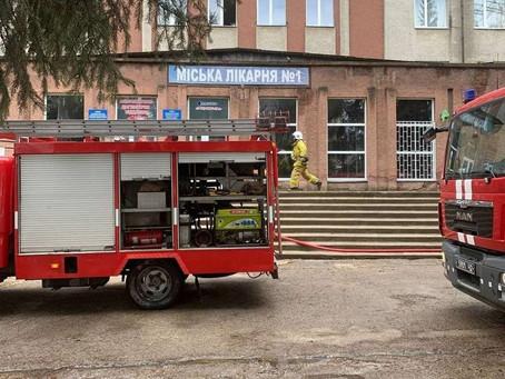 У чернівецькій лікарні спалахнула пожежа: загинув пацієнт