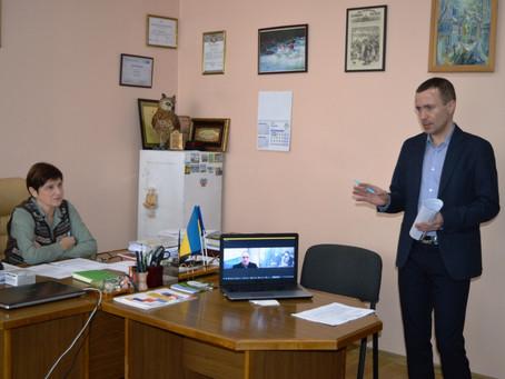 Перші кроки до удосконалення стратегії розвитку Новоселицької громади