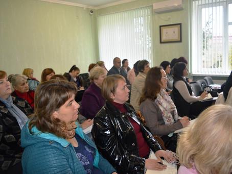 Колегія освітян Новоселицької громади