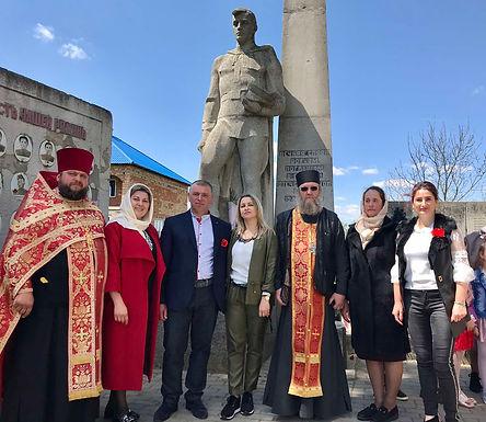 Вшанували пам'ять загиблих тарасівчан