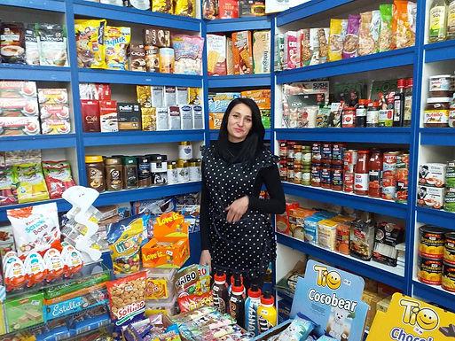 На Новоселицькому ринку відкрили магазин екологічної молочної продукції«BAZAR»