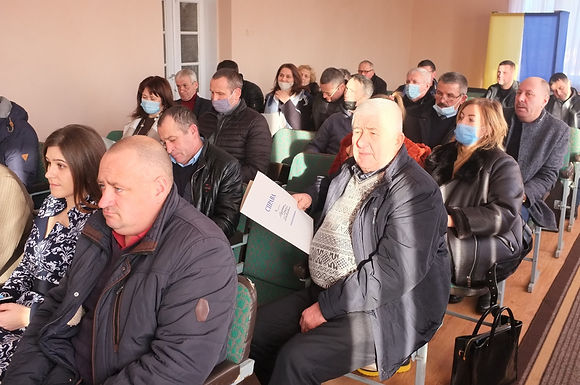 Сесія Ванчиковецької ОТГ прийняла бюджет на наступний рік