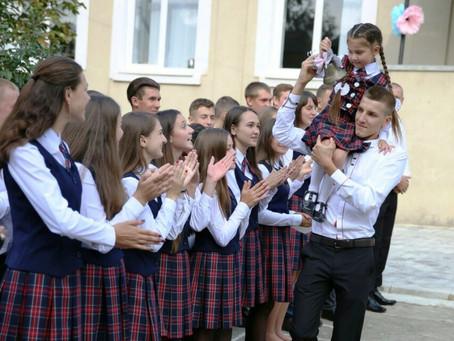 """Пролунав """"перший дзвоник"""" Новоселицької громади"""