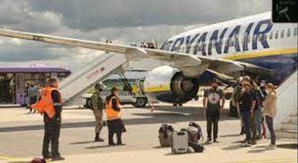 Слідом за Європою, Україна припиняє авіасполучення з Білоруссю