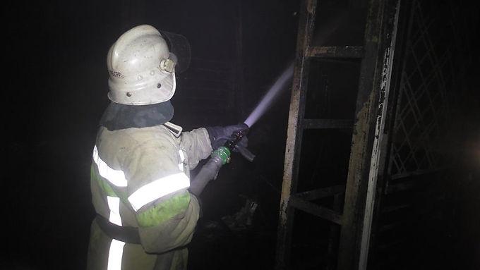 У Чорнівці виникла пожежа через дитячі пустощі