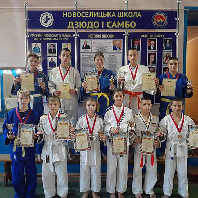 Новосельчани здобули 13 медалей на всеукраїнському турнірі