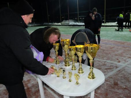 Бояни - володар Кубку та чемпіон групи зимового чемпіонату Новоселицької громади