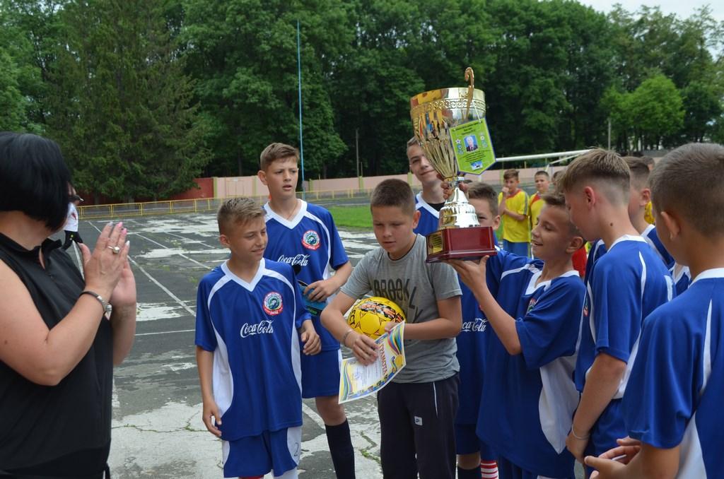 У Новоселиці відбувся турнір пам'яті