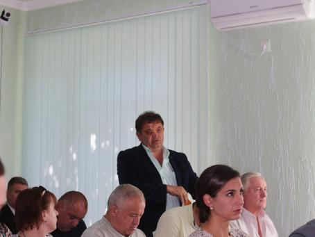 Сесія міської ради прийняла зміни до бюджету та рішення щодо прєднання Котелівської громади