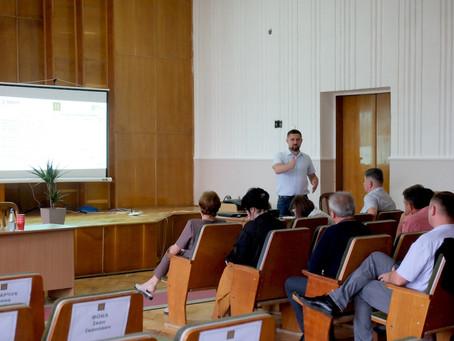 Робоча група визначилася із проектами, які реалізовуватимуться в рамках Програми DOBRE