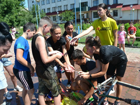 Відбувся Friends Fest організований Молодіжною радою