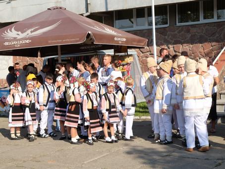 У Динівцях відбувся фестиваль «Радість родин»: фоторепортаж