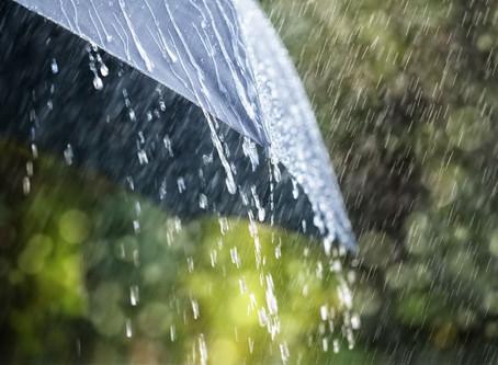 Ввечері у суботу – вітер, дощ, грози