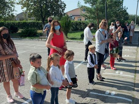 У Маршинецькому НВК відкрили додаткову старшу группу