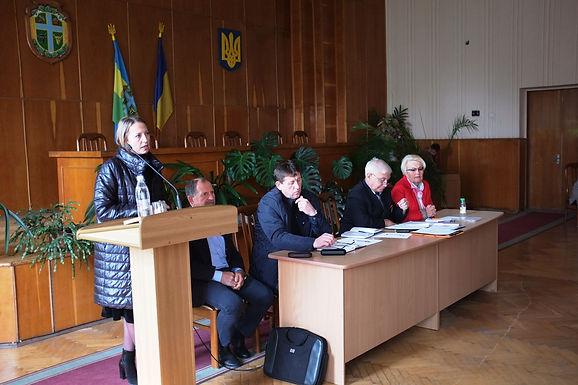 Ветерани збирались на конференцію