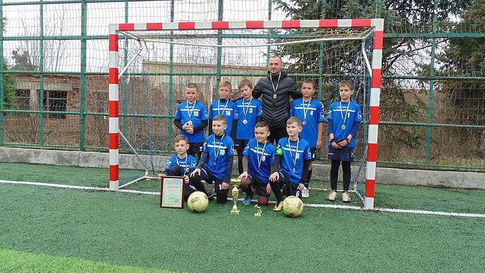 Успіх юних новоселицьких футболістів