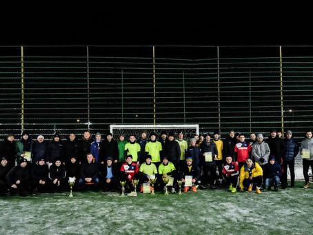 Завершився відкритий зимовий Кубок Новоселицької громади