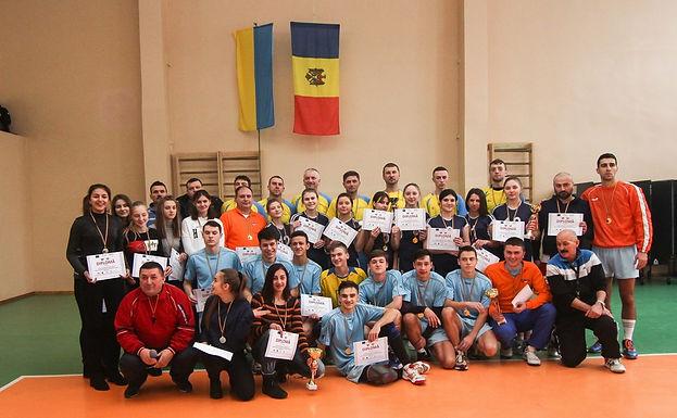 Відбувся турнір-відповідь в Унгенах