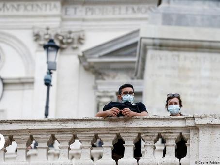 """Італія на Великдень вводить повний """"локдаун"""""""