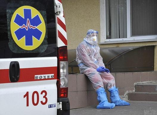 Напередодні вихідних в Україні виявили майже 15 тисяч хворих на COVID-19