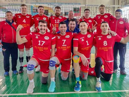 Вихованці В'ячеслава Гриньова продовжують успішні виступи на чемпіонаті України