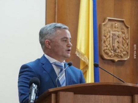 Перша сесія Чернівецької райради: голова і 4 заступники