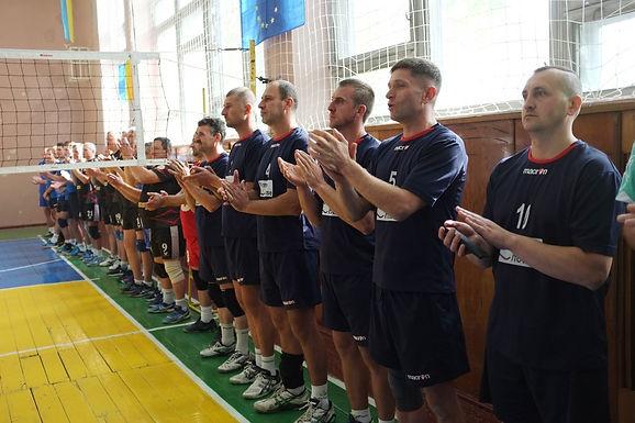 Новоселицькі волейболісти заявили про намір перемагати