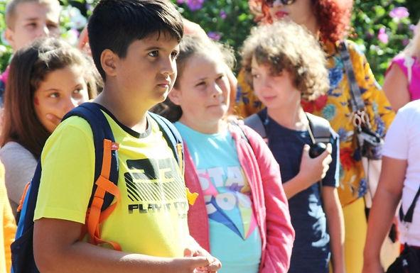 У Боянах відкрили українсько-румунський табір для дітей