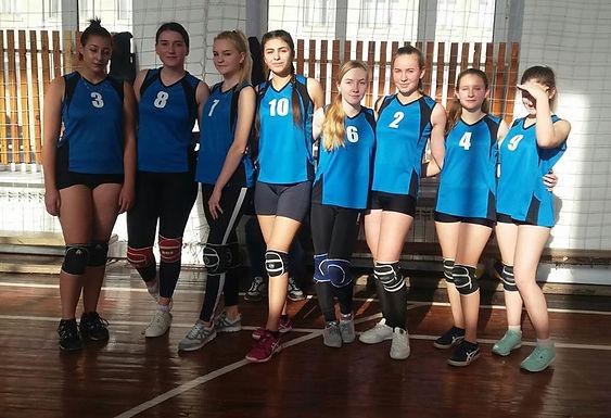 Відбулася районна гімназіада з волейболу