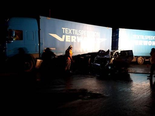 Масштабна аварія в Магалі