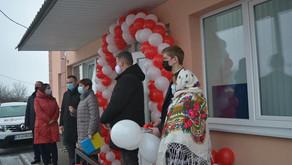 У с. Маршинці Новоселицької громади відкрито нову амбулаторію
