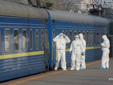 «Укрзалізниця» планує розгорнути на вокзалах експрес-лабораторії для тестування пасажирів