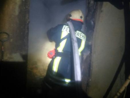 У Новоселиці під час пожежі загинув чоловік