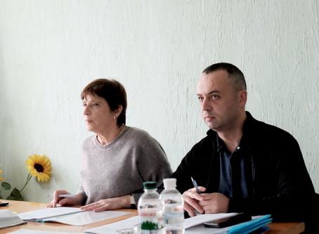 Відбулося позачергове засідання комісії з питань ТЕБ і надзвичайних ситуацій