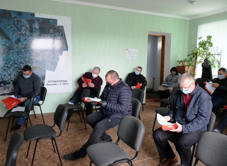 Відбулося засідання виконавчого комітету Новоселицької міської ради