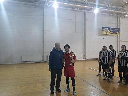 Рокитненці – переможці обласного турніру з футзалу