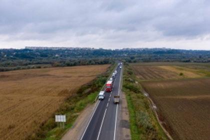 Трасу М-19 у Магалі відремонтували за сучасною технологією