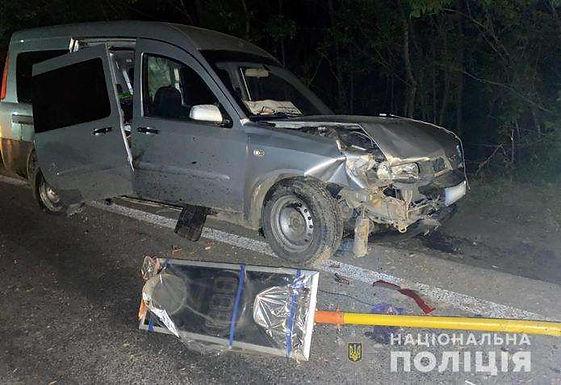 Біля Рингача водій збив ремонтника і втік з місця події. Його знайшли.