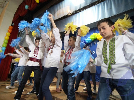 У Котелевому відзначили свято шкільної родини