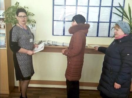 Новоселицькі податківці запрошують декларантів на тренінги