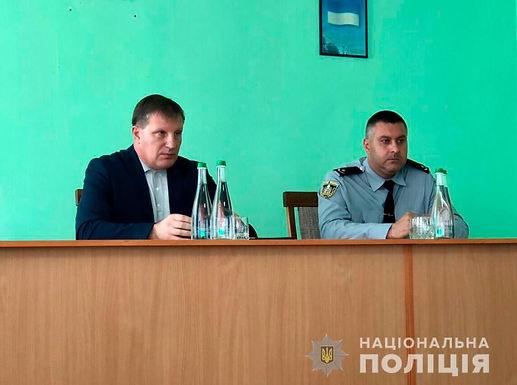 Представлено нового керівника новоселицької поліції