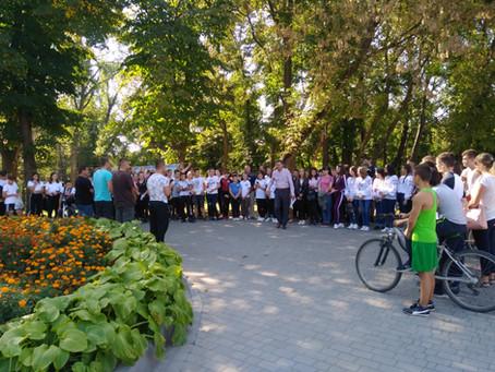 Маршинчани перемогли у День туризму у Новоселиці