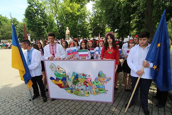 У Новоселиці провели День вишиваної Європи: фоторепортаж