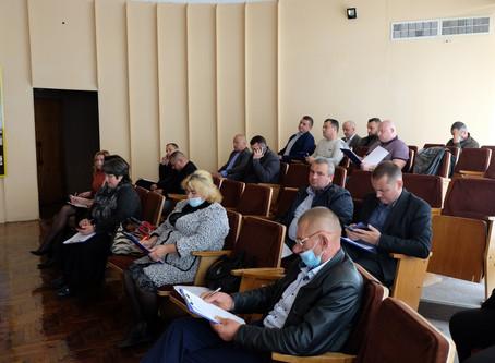 Відбулася остання сесія міської ради сьомого скликання